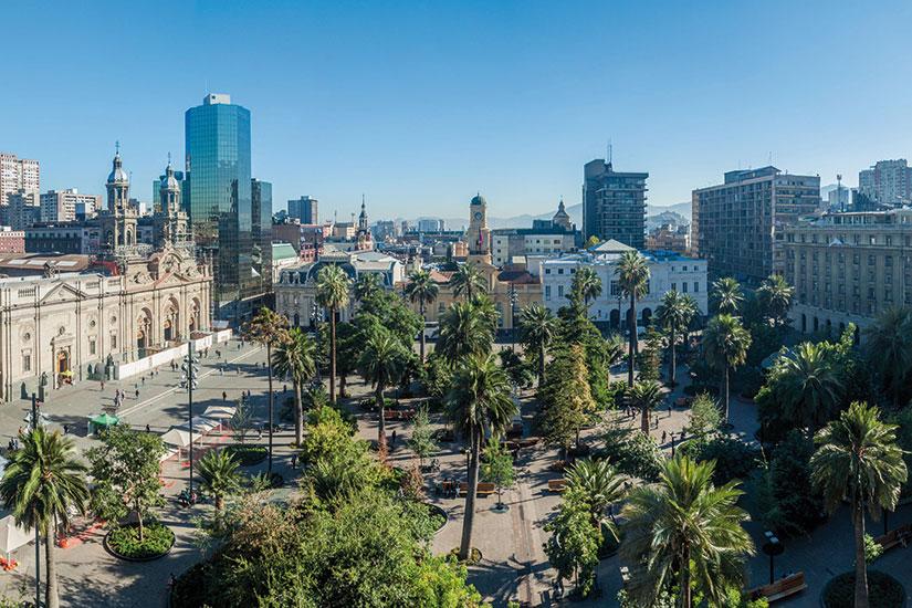 Argentine - Chili - Uruguay - Circuit Santiago-Montevideo