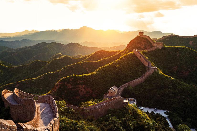 image chine grande muraille  fo