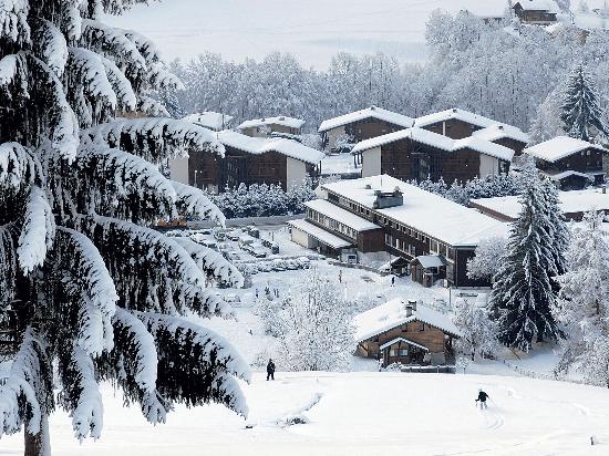 image club belambra praz sur arly sports hiver
