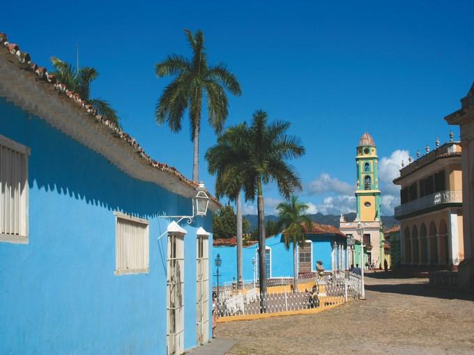 image cuba trinidad rue