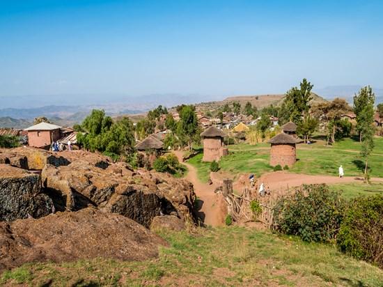 image ethiopie lalibella