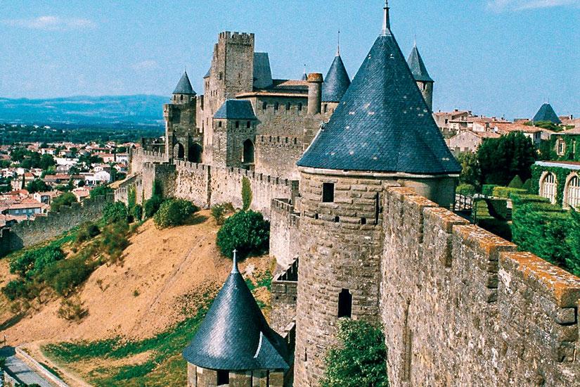 image france carcassonne