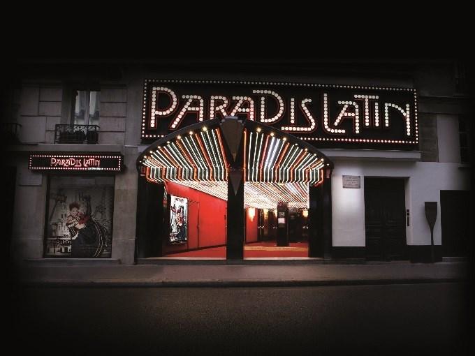 image france paris paradis latin facade