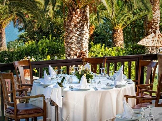 image grece crete hotel hersonissos maris table