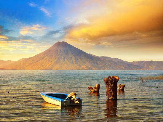image guatemala lac atitlan