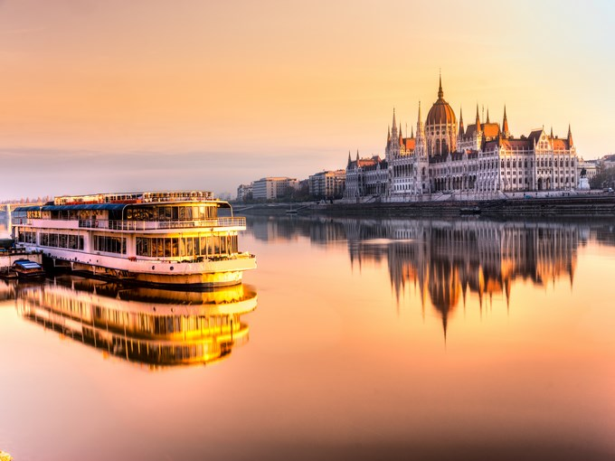 image hongrie budapest bateau