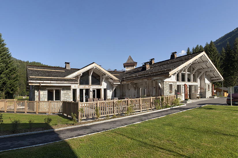 image houches residence hameau pierre blanche 5