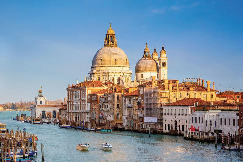 image italie Venise soir ensoleillee  it