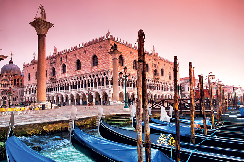 image italie venise doges gondoles 13 it_507690338
