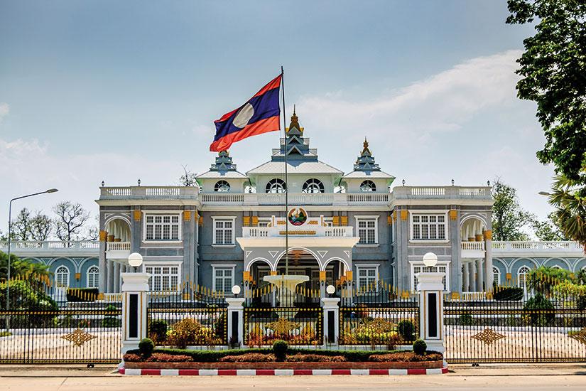 image laos vientiane ho kham palais presidentiel  fo