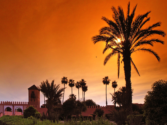 image maroc marrakesh