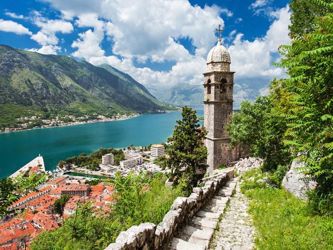 image montenegro kotor eglise