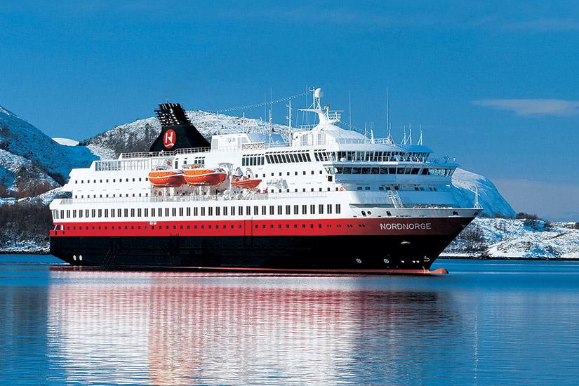 image norvege express cotier MS Nordnorge 1