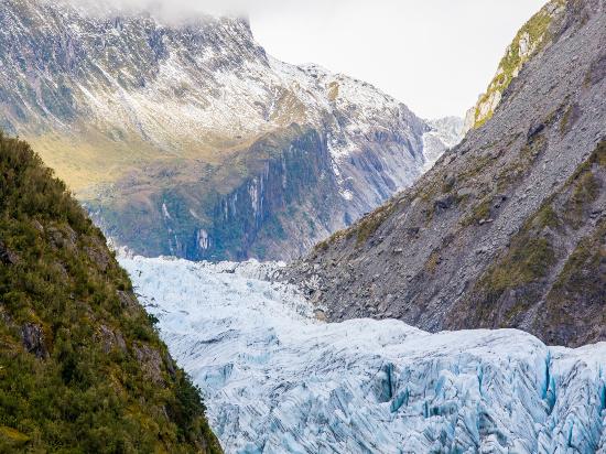 image nouvelle zelande fox glacier