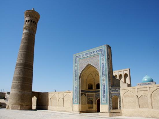 image ouzbekistan boukhara