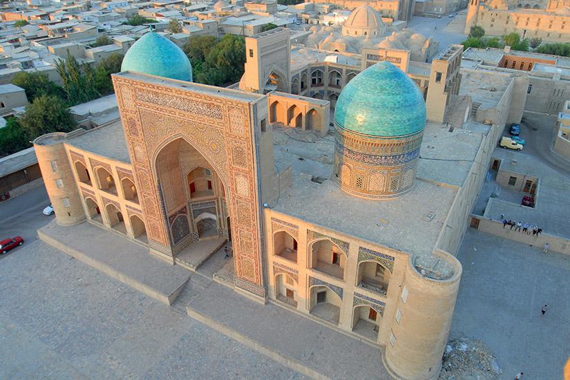 image ouzbekistan boukhara medersa mirarab 01 as_54003365