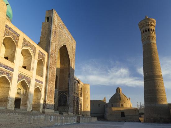 image ouzbekistan bukhara