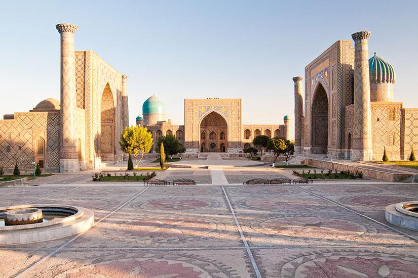 image ouzbekistan registan complex  fo