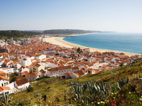 image portugal nazare
