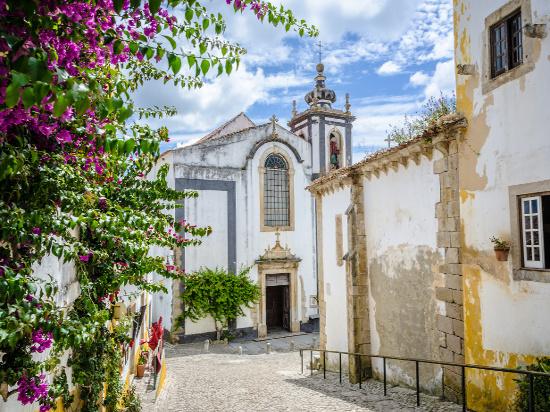 image portugal obidos