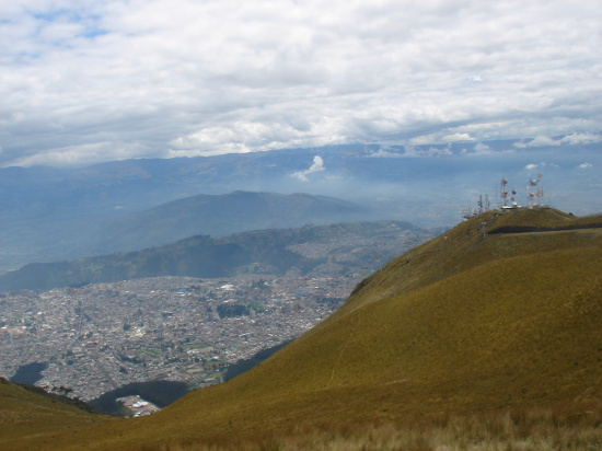 image republique equateur quito
