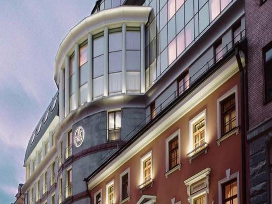 image russie ambassador facade