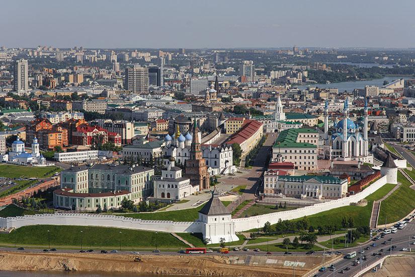 image russie kazan panorama  it
