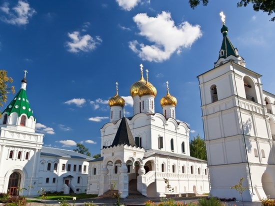 image russie kostroma ipatiev