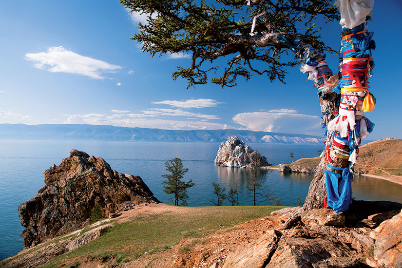 image russie lac baikal  fo