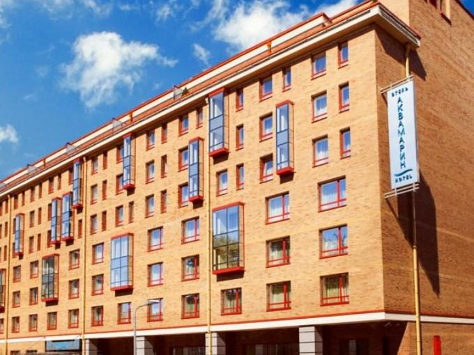 image russie moscou hotel aquamarine vue ensemble
