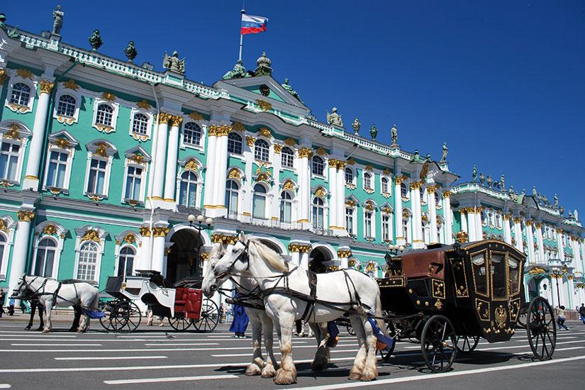 image russie promenade palais hiver  fo