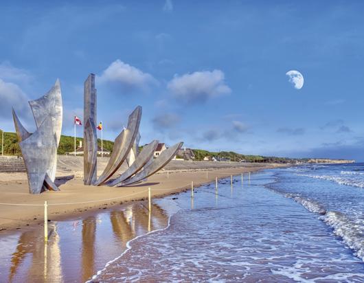 image du voyage La Normandie, le Mémorial et les Plages du Débarquement