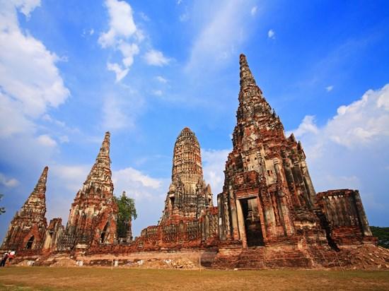 image thailande ayutthaya