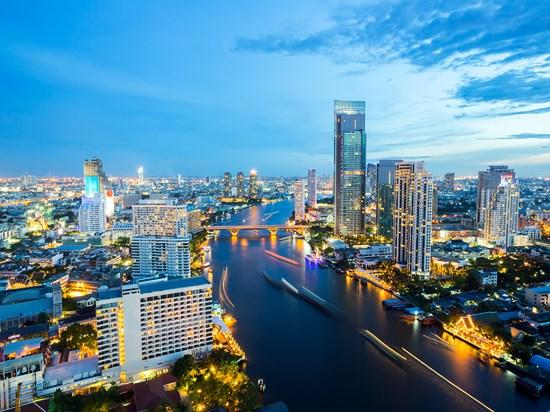 image thailande bangkok ville
