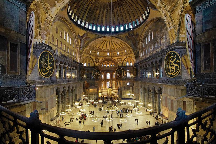 image turquie istanbul sainte sophie  fo