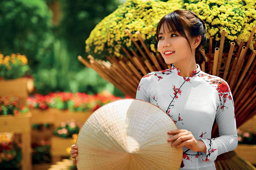 image vietnam femme  fo