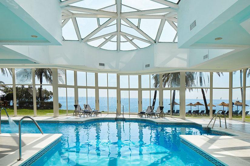imageEspagne hotel thb Torrequebrada piscine