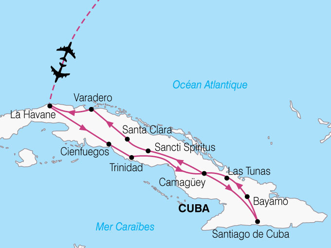 CARTE Cuba Air De Salsa  shhiver 825965