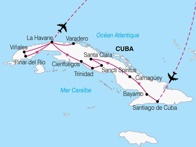 Buena Vista de Cuba 15 jours Circuit Cuba avec Voyages Auchan