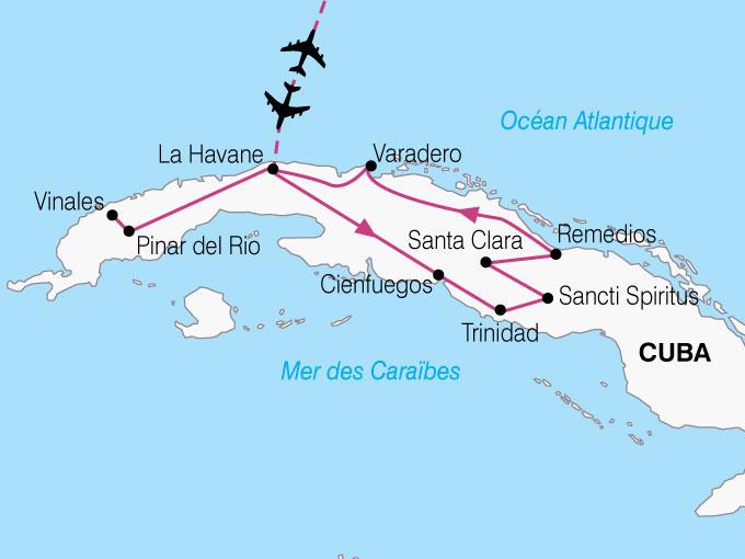 CARTE Cuba Escapade Cuba  shhiver 202429