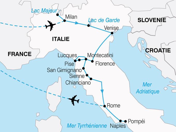 Photo n° 9 Les Trésors d'Italie