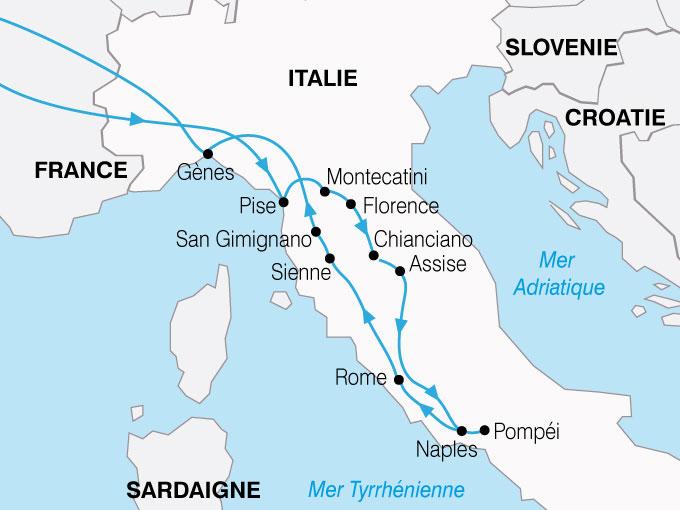 Belle Ville Italienne A Voir Pres De Nice