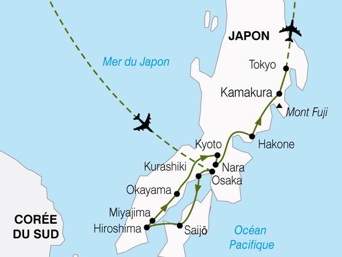 Circuit Au Japon Le Japon Tr 233 Sors Du Soleil Levant 11