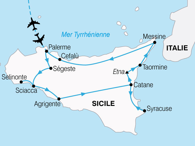 CARTE Sicile Grand Tour  shhiver 445917