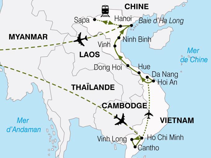 CARTE Vietnam Minorites Ethniques  shhiver 623716