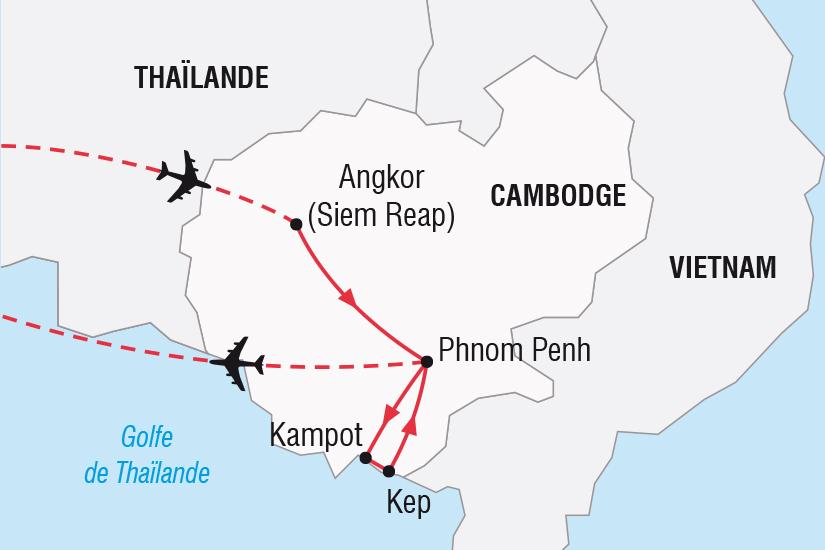 carte Cambodge Nouvel An_348 709168