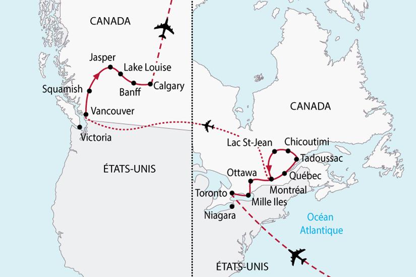 carte Canada GrandTour 379783