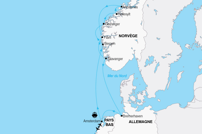 carte Croisiere Lenchantement Fjords 658655
