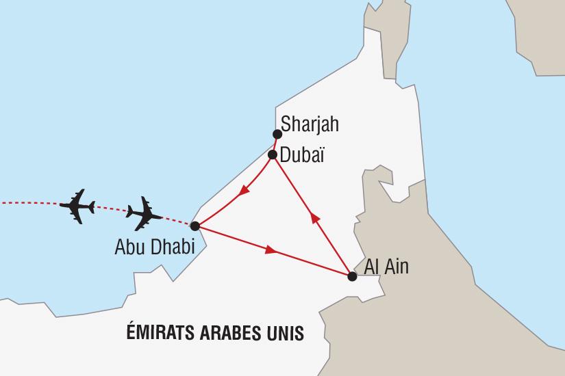carte Emirats Arabes Unis Magie du Nouvel An a Dubai_306 836433