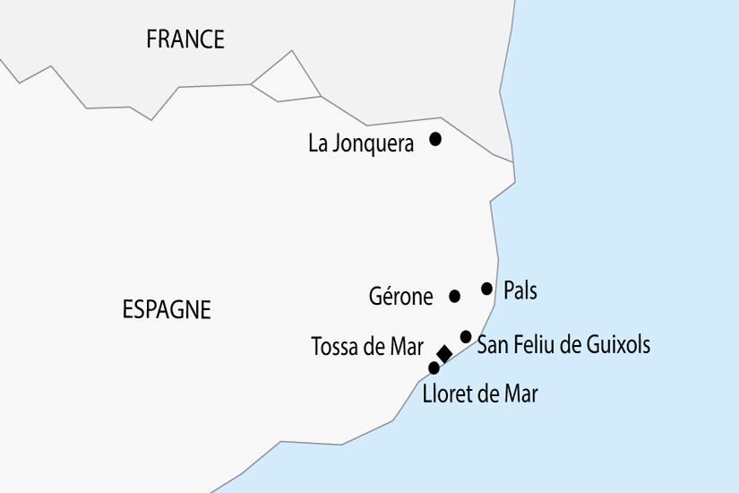 carte Espagne Festival Danse Tossa de Mar depart sud 2019_297 785286